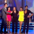 Philippe Candeloro et Nâdiya dans Danse avec les stars 2 sur TF1 le samedi 15 octobre 2011