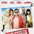 Teaser du film On ne choisit pas sa famille, de Christian Clavier, en salles le 9 novembre 2011.