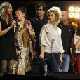 Selah Sue reçoit le dixième prix Constantin, à Paris, le 17 octobre 2011.