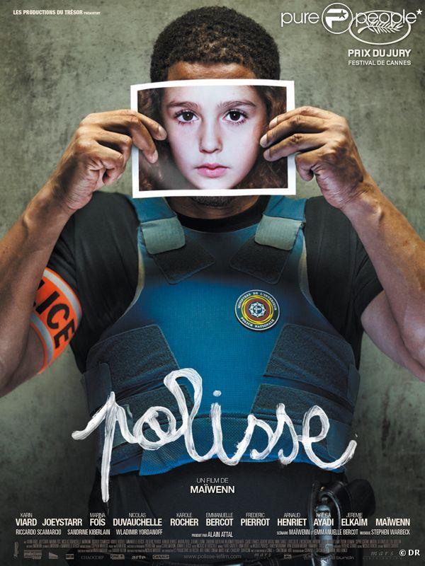 L'affiche du film Polisse