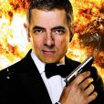 L'affiche du film Johnny English - le retour