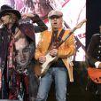 """"""" Steven Tyler en concert avec Aerosmith"""""""