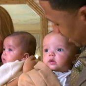 Mariah Carey dévoile enfin l'adorable visage de ses jumeaux Monroe et Moroccan