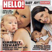 Kimberly Stewart présente le bébé qu'elle a eu avec Benicio del Toro