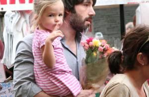 Ben Affleck : Super papa pour Seraphina et Violet, mari parfait pour sa Jennifer