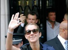 PHOTOS : Give me five Céline Dion !