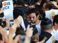 Mondial de rugby : Le retour triomphal du XV tricolore acclamé par ses fans