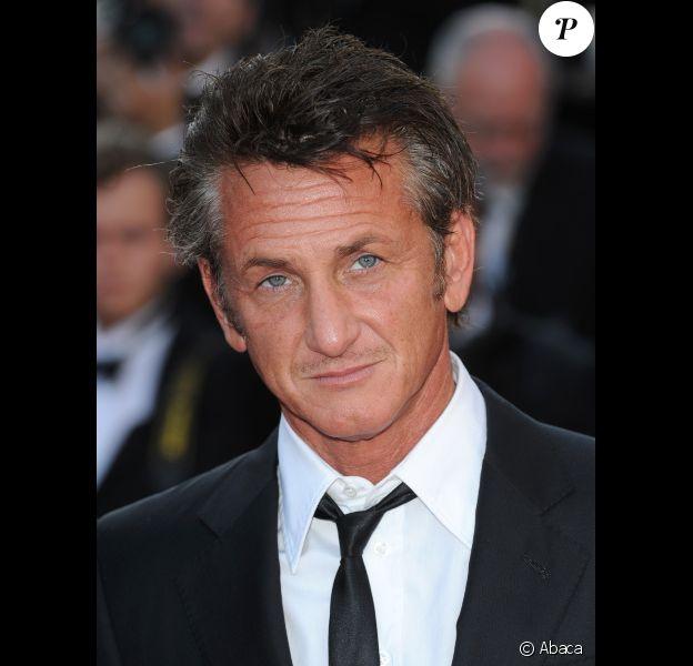 Sean Penn le 20 mai 2011 à Cannes.
