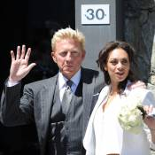 Boris Becker n'a toujours pas fini de payer son mariage