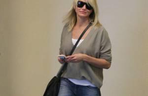 Cameron Diaz : Célibataire, elle change de look... son ex, change de villa !