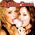 Blake Lively et Leighton Meester, shootées par Terry Richardson, pour la Une du Rolling Stone. Avril 2009.