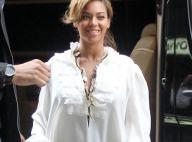 Beyoncé : Bien enceinte, elle se reprend côté style mais reste toujours perchée