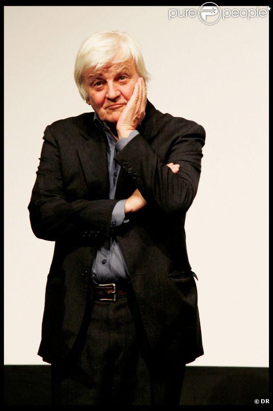 Jacques Perrin en avril 2011