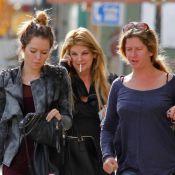 Kirstie Alley : En balade avec sa fille Lillie, elle donne le mauvais exemple