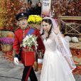 Pour son  Today Show  sur NBCNews, Matt Lauer a orchestré le 31 octobre une reconstitution du mariage de William et Kate... spécial Halloween, à New York.