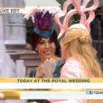 Le trublion du  Today Show  de NBCNews Matt Lauer a orchestré le 31 octobre une reconstitution du mariage de William et Kate... spécial Halloween, à New York.