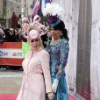 Matt Lauer, journaliste vedette mais aussi trublion du  Today Show  de NBCNews, a orchestré le  31 octobre 2011 une reconstitution du mariage de William et Kate... spécial  Halloween, à New York.