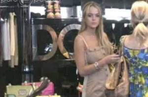 VIDEO : Lindsay Lohan dévalise Cannes et déclenche l'émeute des fans !