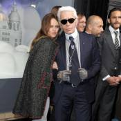 Vanessa Paradis et Karl Lagerfeld : Vent de folie et de poésie sur Paris