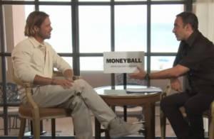 50 Minutes Inside : Brad Pitt à coeur ouvert avec son ami Nikos Aliagas