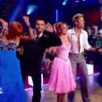 Les candidats dans Danse avec les stars 2, samedi 12 novembre 2011, sur TF1