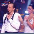 Philippe Candeloro et Candice dans Danse avec les stars 2, samedi 12 novembre 2011, sur TF1