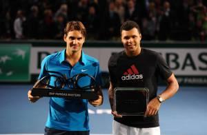 Le Roi Roger Federer couronné à Paris devant un Jo-Wilfried Tsonga impuissant