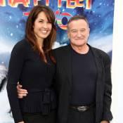 Robin Williams et sa petite famille fêtent les pingouins danseurs