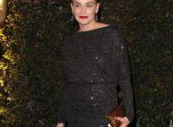 Sharon Stone : Imposante et glamour pour célébrer les Oscars