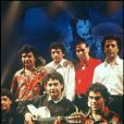 Les Gipsy Kings en 1991