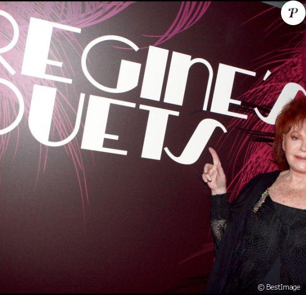 Soirée au Régine's pour la sortie de l'album de duos de Régine en 2009.