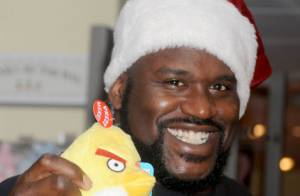 Shaquille O'Neal : Un Père Noël pour enfants qui casse ses anciens partenaires