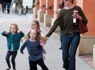 Marcia Cross : Ses jumelles Savannah et Eden lui donnent du fil à retordre