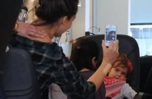 Jessica Alba : Sa petite Honor se refait une beauté et lui vole la vedette