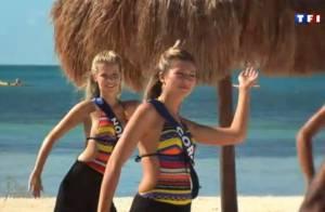 Miss France 2012 : Les jolies Miss se déhanchent en bikini sur un air de zumba