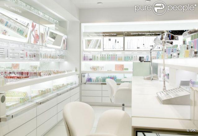 clinique un nouveau rituel shopping aux galeries lafayette purepeople. Black Bedroom Furniture Sets. Home Design Ideas
