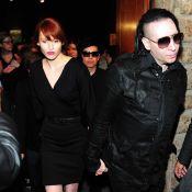 Marilyn Manson : On préfère sa nouvelle chérie à ses toiles