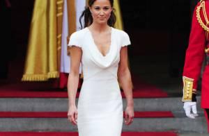 Pippa Middleton : Alexander McQueen offre enfin sa robe de demoiselle d'honneur