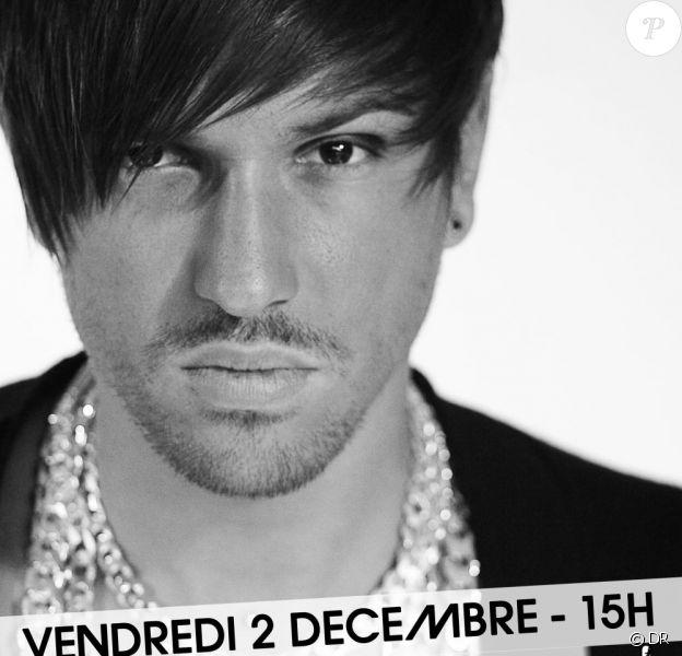 Quentin Mosimann présentera sa gamme de bijoux, le vendredi 2 décembre 2011, à Paris.