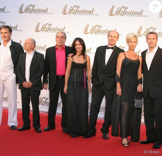 Alexandre Fabre, Rebecca Hampton, Fabienne Carat, Michel Cordes ou encore Pierre Martot et Serge Dupire de la série à succès de France 3 Plus Belle La Vie.