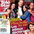 Couverture de Télé Star, en kiosques le 28 novembre 2011.