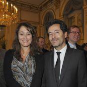 Daniela Lumbroso, accompagnée de son mari, répand son charme pour un bel hommage