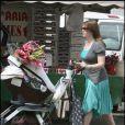 Melissa Joan Hart : sortie fleurie avec ses bébés !