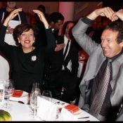 Roselyne Bachelot très amincie, danse le YMCA devant Valérie Trierweiler