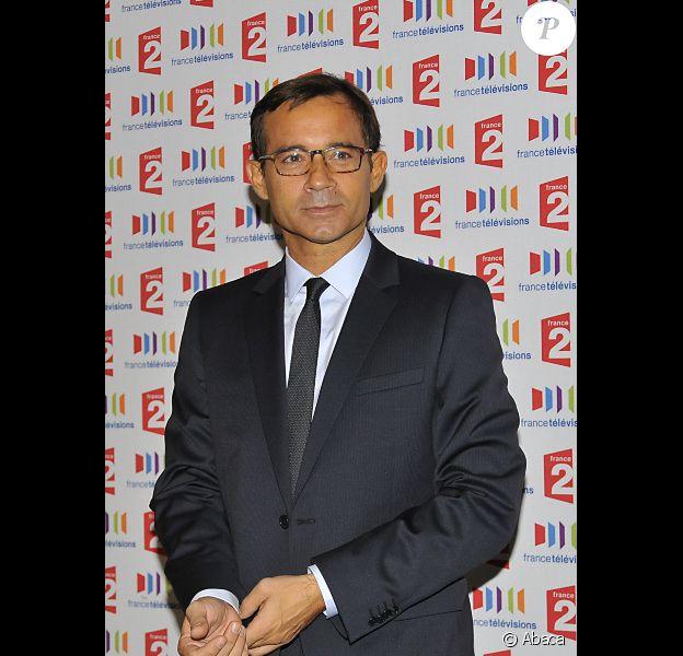 Jean-Luc Delarue en septembre 2011 à Paris