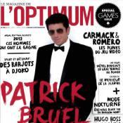 Patrick Bruel : La star se confie sur sa relation avec... le jeu