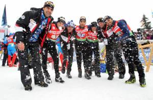 Martin Fourcade : Le médaillé olympique tire les Bleus vers les sommets