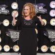 Adele pour les MTV Video Music Awards, à Los Angeles, le 28 août 2011.