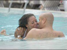 PHOTOS : Mel B dans la piscine : c'est chaud !