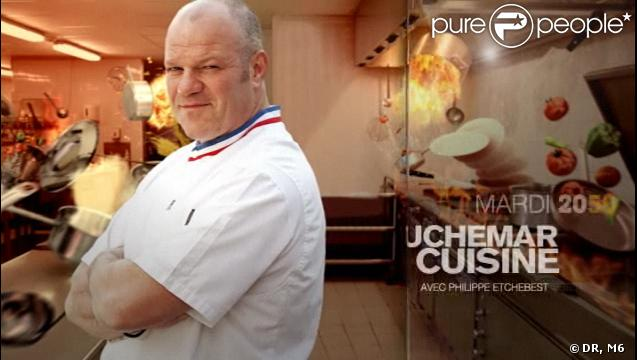 Cauchemar en cuisine le chef etchebest va faire des - Cauchemar en cuisine france ...